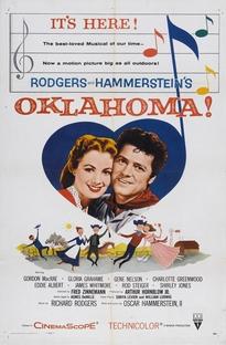 Oklahoma! - Poster / Capa / Cartaz - Oficial 2