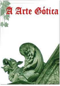 Arte Gótica - Poster / Capa / Cartaz - Oficial 1