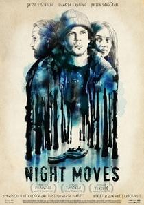 Movimentos Noturnos - Poster / Capa / Cartaz - Oficial 2
