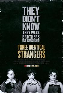 Três Estranhos Idênticos - Poster / Capa / Cartaz - Oficial 1