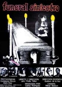 O Funeral sinistro - Poster / Capa / Cartaz - Oficial 1