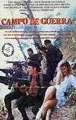 Campo de Guerra - Poster / Capa / Cartaz - Oficial 1