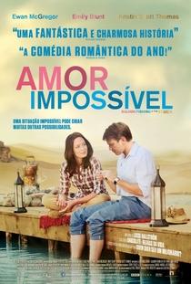Amor Impossível - Poster / Capa / Cartaz - Oficial 2