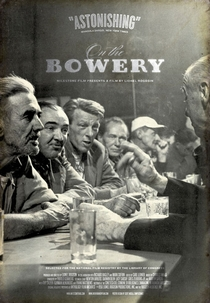 On The Bowery - Poster / Capa / Cartaz - Oficial 2