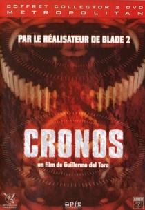 Cronos - Poster / Capa / Cartaz - Oficial 5
