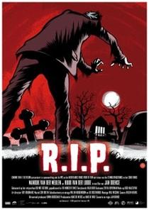 R.I.P. - Poster / Capa / Cartaz - Oficial 1