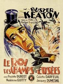 O Rei dos Campos Elísios - Poster / Capa / Cartaz - Oficial 1