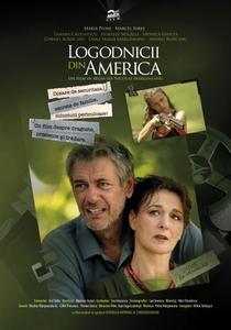 Logodnicii din America - Poster / Capa / Cartaz - Oficial 1