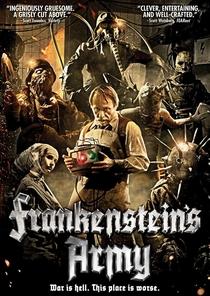 O Exército de Frankenstein - Poster / Capa / Cartaz - Oficial 3