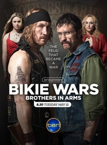 Bikie Wars: Brothers In Arms - Poster / Capa / Cartaz - Oficial 1
