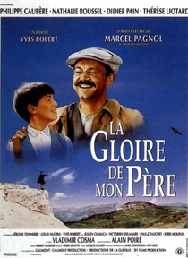 A Glória de Meu Pai - Poster / Capa / Cartaz - Oficial 1