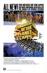 Conquista do Planeta dos Macacos - Poster / Capa / Cartaz - Oficial 3