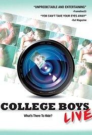 College Boys Live - Poster / Capa / Cartaz - Oficial 2