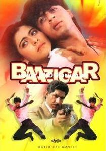 Baazigar - Poster / Capa / Cartaz - Oficial 3