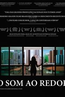 O Som ao Redor - Poster / Capa / Cartaz - Oficial 4