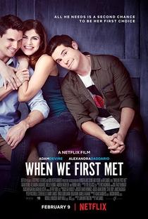 Quando Nos Conhecemos - Poster / Capa / Cartaz - Oficial 1