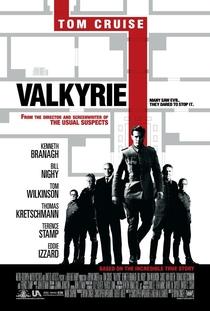 Operação Valquíria - Poster / Capa / Cartaz - Oficial 7