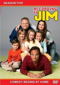 O Jim é Assim (5ª Temporada) - Poster / Capa / Cartaz - Oficial 1