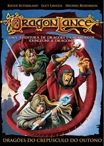 Dragonlance: Dragões do Crepúsculo do Outono - Poster / Capa / Cartaz - Oficial 1