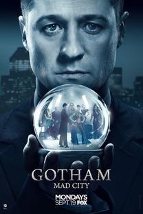 Gotham (3ª Temporada) - Poster / Capa / Cartaz - Oficial 1