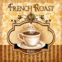 French Roast - Poster / Capa / Cartaz - Oficial 2