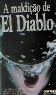 A Maldição de El Diablo - Poster / Capa / Cartaz - Oficial 2