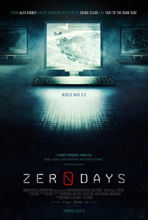 Zero Days - Poster / Capa / Cartaz - Oficial 1