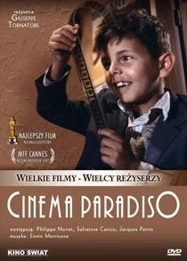 Cinema Paradiso - Poster / Capa / Cartaz - Oficial 2