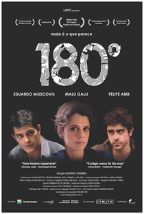 180º - Poster / Capa / Cartaz - Oficial 2