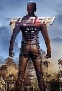 The Flash (3ª Temporada) - Poster / Capa / Cartaz - Oficial 6
