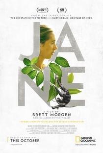Jane: a Mãe dos Chimpanzés - Poster / Capa / Cartaz - Oficial 1