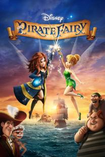 Tinker Bell: Fadas e Piratas - Poster / Capa / Cartaz - Oficial 8