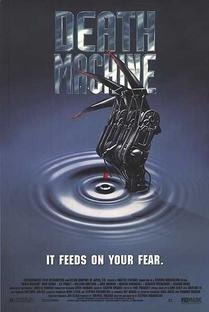 A Máquina da Morte - Poster / Capa / Cartaz - Oficial 5