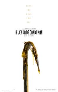 A Lenda de Candyman - Poster / Capa / Cartaz - Oficial 2