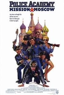 Loucademia de Polícia 7: Missão Moscou - Poster / Capa / Cartaz - Oficial 3