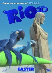 Rio - Poster / Capa / Cartaz - Oficial 5