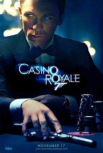 007 - Cassino Royale - Poster / Capa / Cartaz - Oficial 21