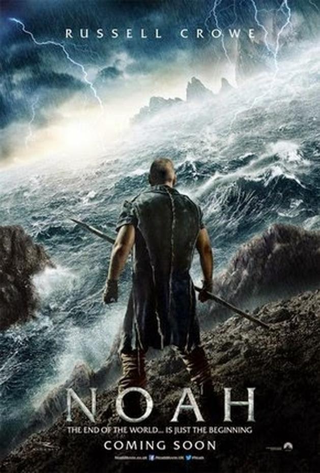 Liga dos Filmes: Noé-  Review