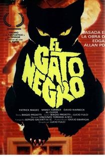 Gato Negro - Poster / Capa / Cartaz - Oficial 6