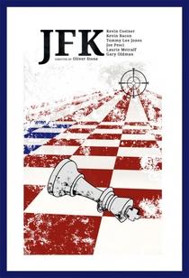 JFK - A Pergunta Que Não Quer Calar - Poster / Capa / Cartaz - Oficial 2