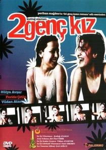 Duas Garotas em Istambul - Poster / Capa / Cartaz - Oficial 1