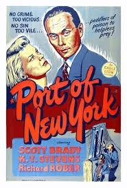 Porto de New York - Poster / Capa / Cartaz - Oficial 3