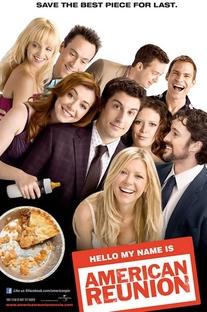 American Pie: O Reencontro - Poster / Capa / Cartaz - Oficial 1