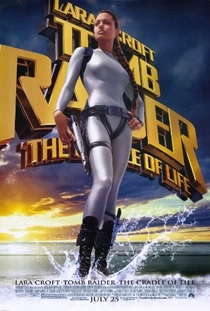 Lara Croft: Tomb Raider - A Origem da Vida - Poster / Capa / Cartaz - Oficial 4