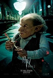 Harry Potter e as Relíquias da Morte - Parte 2 - Poster / Capa / Cartaz - Oficial 21