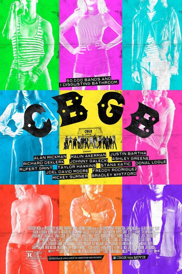CBGB - Outra página