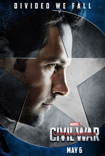 Capitão América: Guerra Civil - Poster / Capa / Cartaz - Oficial 23