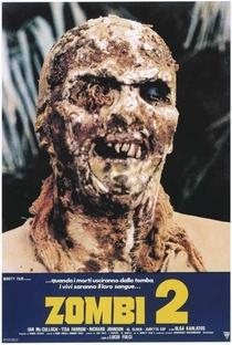 Zombie - A Volta dos Mortos - Poster / Capa / Cartaz - Oficial 8