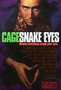 Olhos de Serpente - Poster / Capa / Cartaz - Oficial 1