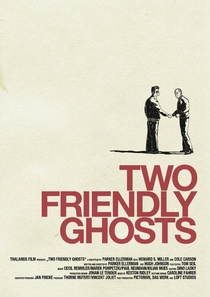 Two Friendly Ghosts - Poster / Capa / Cartaz - Oficial 1